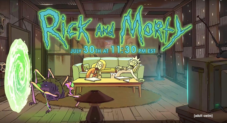Rick And Morty Season 3 Bs