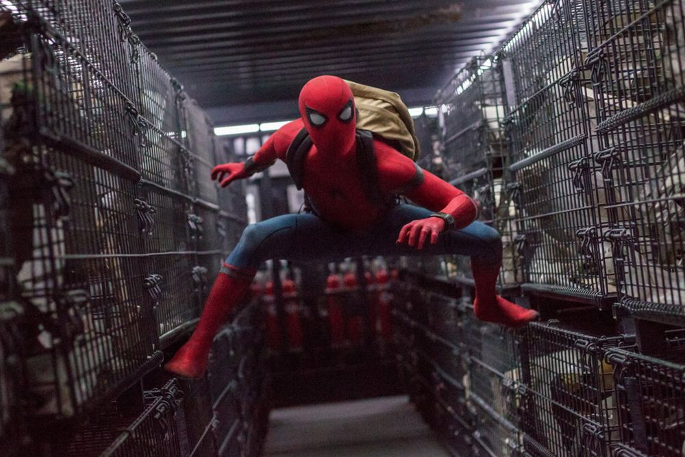 First 'Spider-Man: Homecoming' Reactions Praise a Hilarious Teen Movie Spin on Spidey