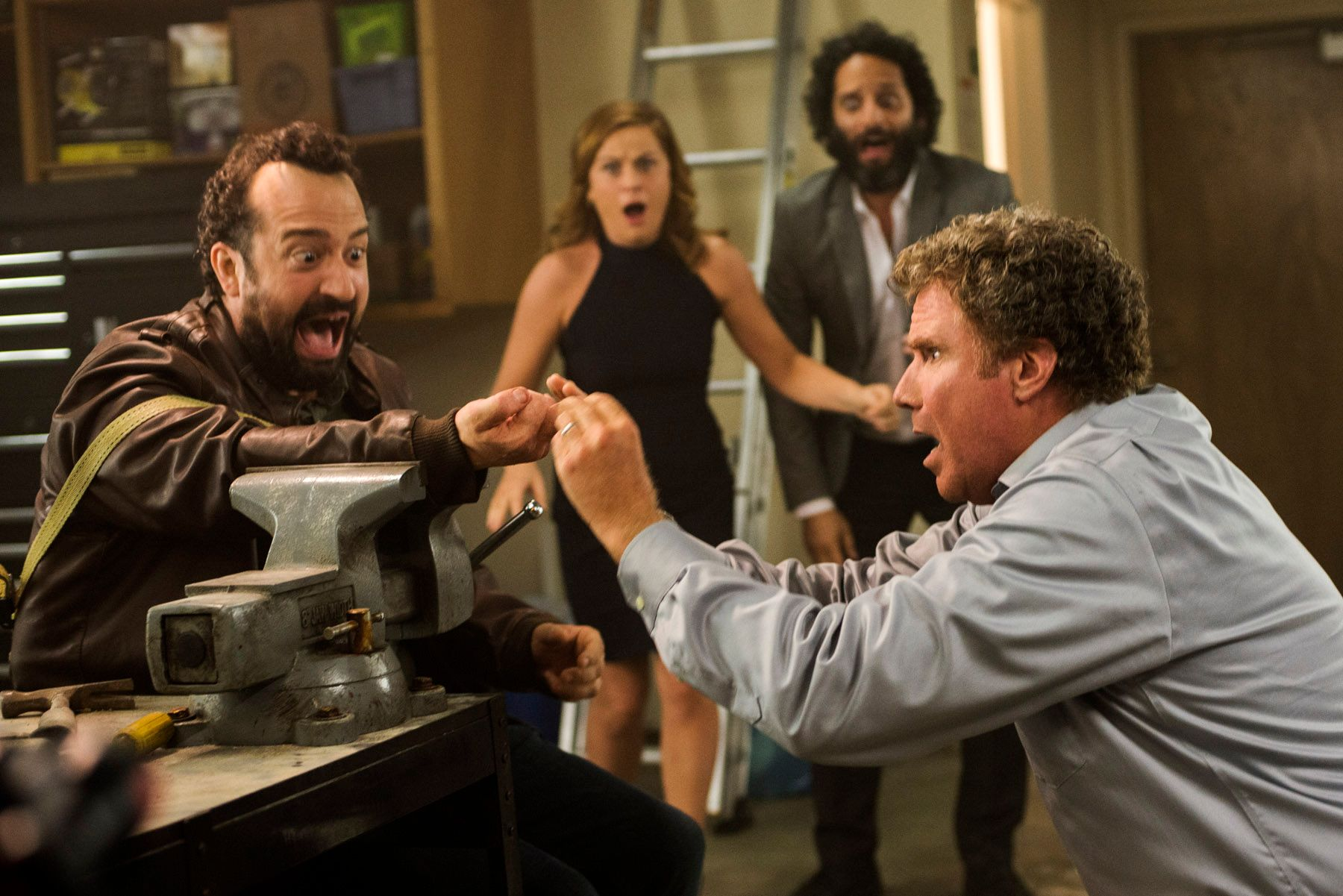 New clips & interview released for Will Ferrell & Amy Poehler's The House