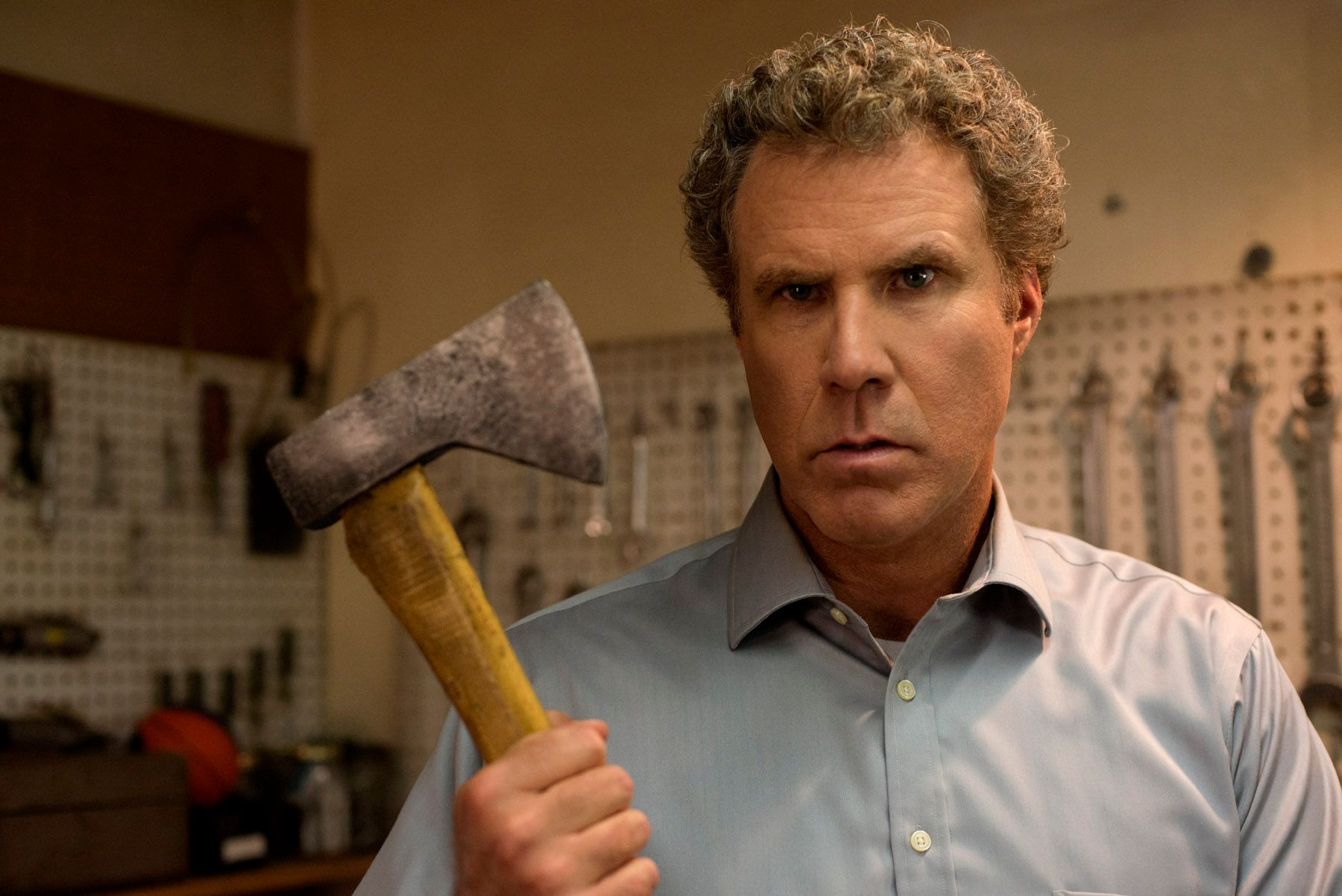 the house will ferrell amp amy poehler on teaming up collider