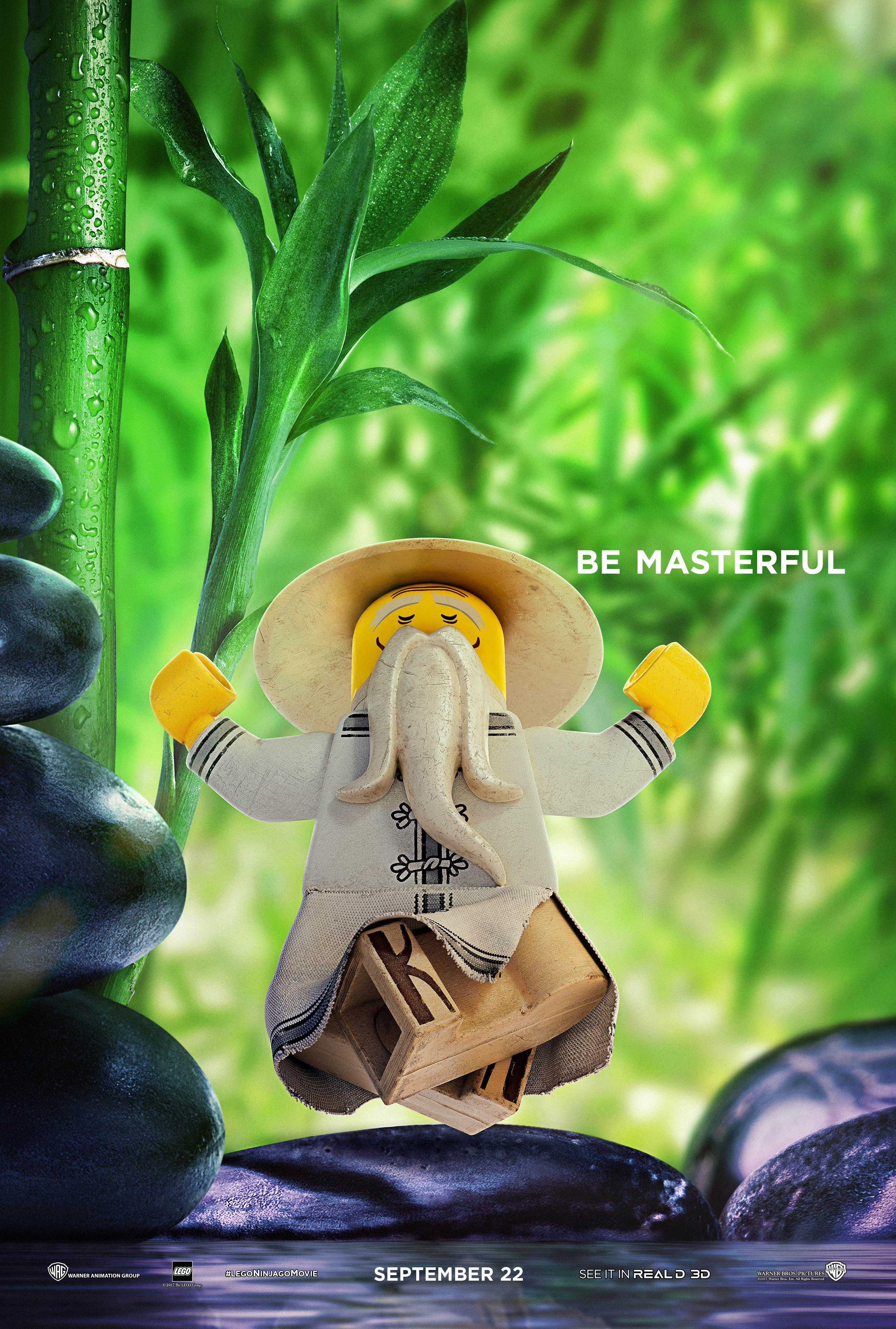 LEGO Ninjago Movie SDCC Panel Hypes the Animated Action ...