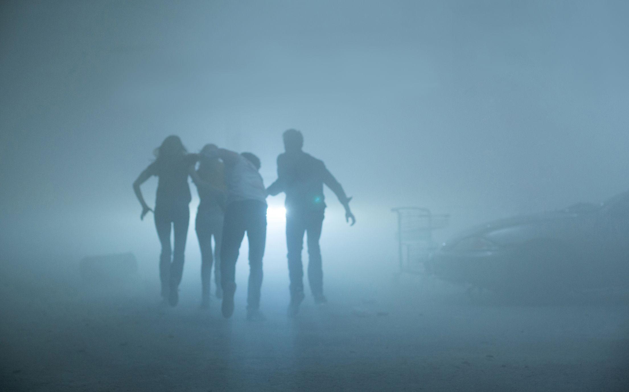 'The Mist' EP Christian Torpe on Taking the 'Fargo ...