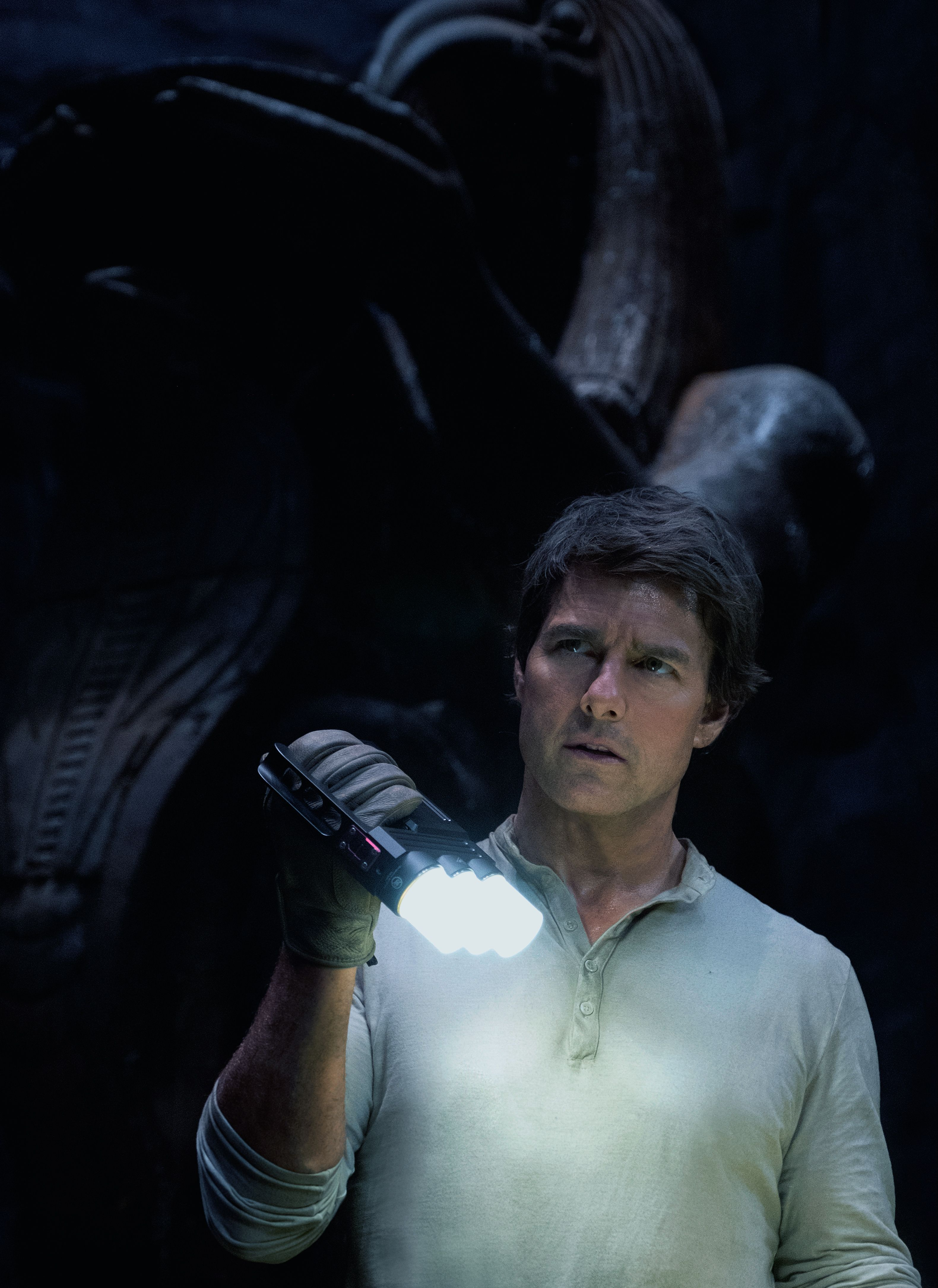 The Mummy Tom Cruise