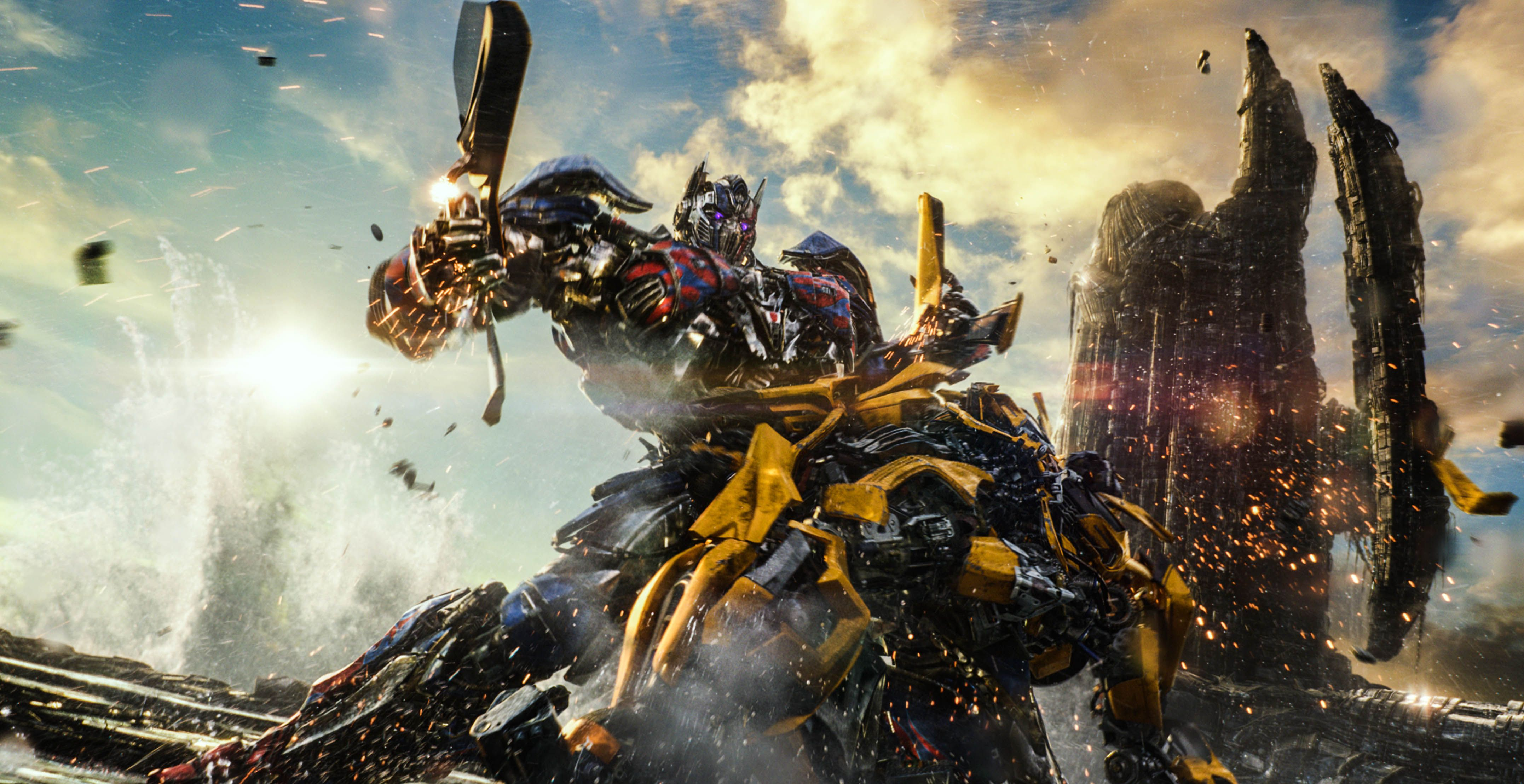 Transformers 7 Release Date Cancelled by Paramount | Collider