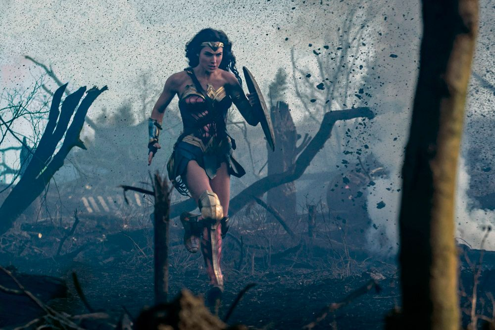 WONDER WOMAN Nears $600m With Strong Third Weekend