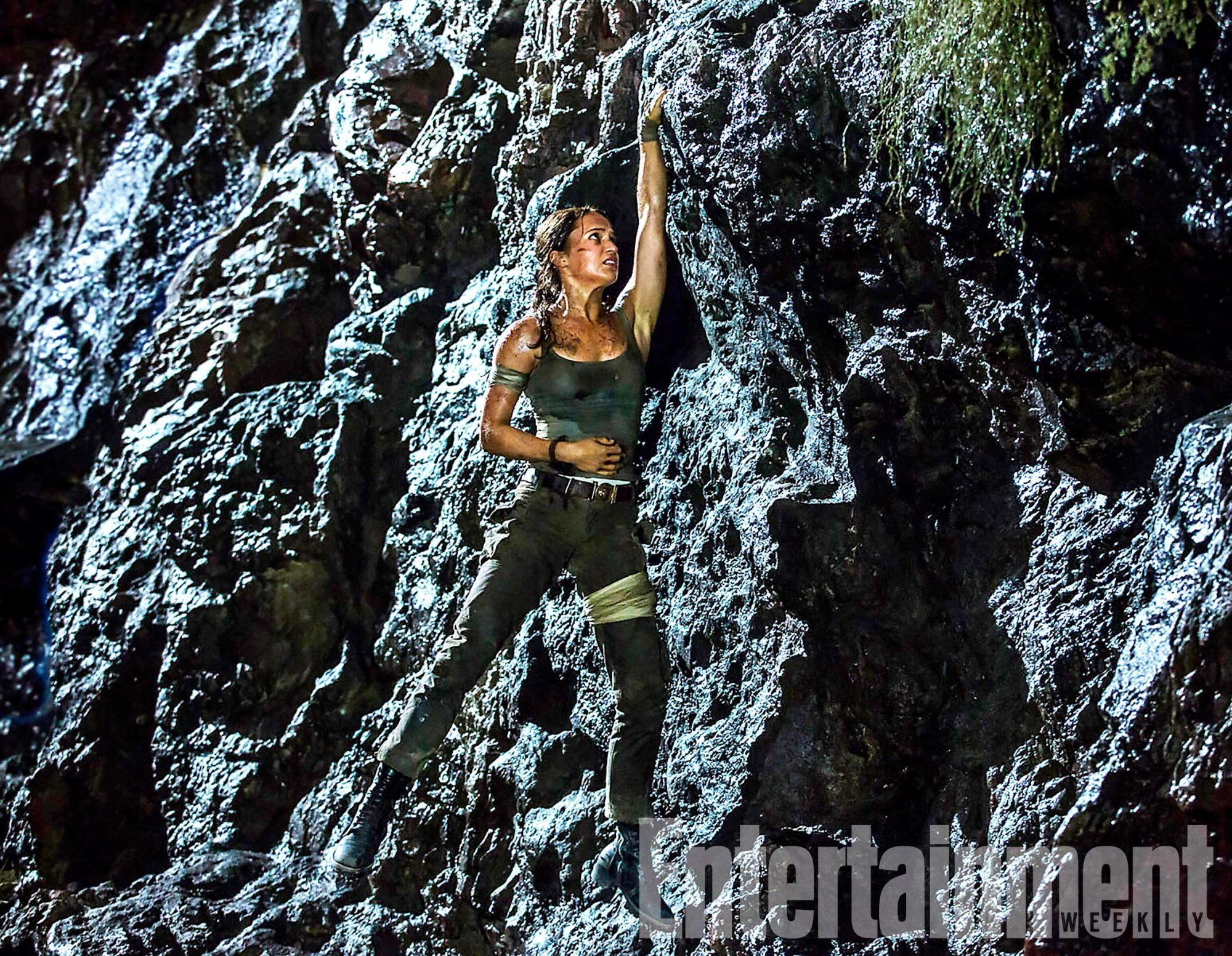 Tomb Raider Reboot Origin Story Teased By Alicia Vikander