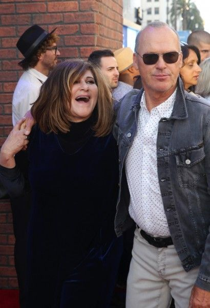 amy-pascal-michael-keaton-spider-man-homecoming