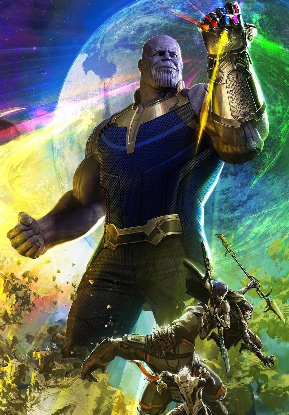 Avengers: Infinity War Could Have a Thanos Problem | Collider