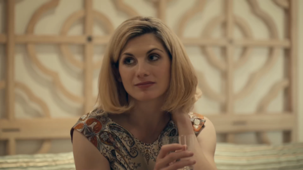 Jodie Whittaker as Doctor Who is First Woman in Role