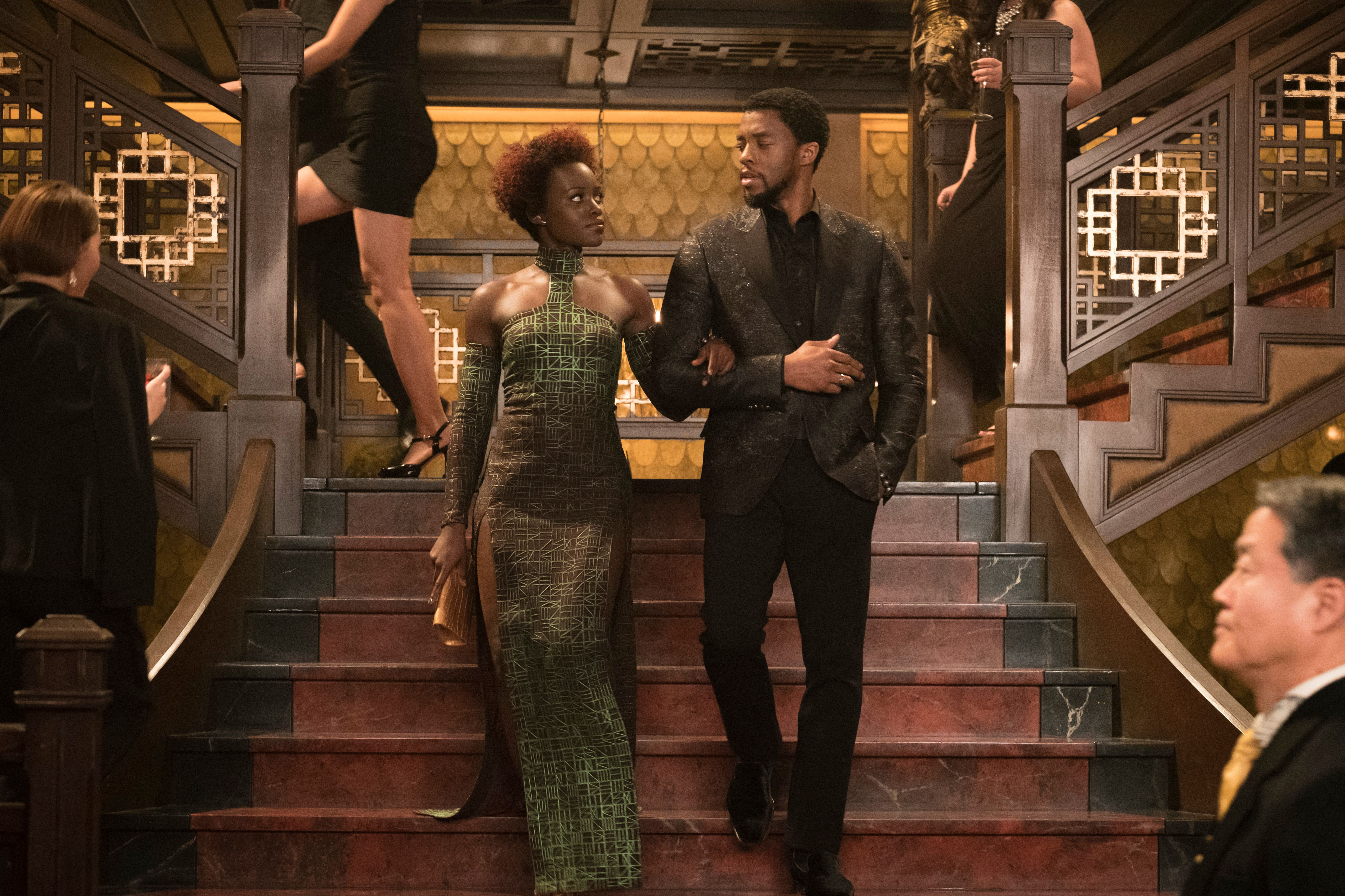 black panther footage gets a standing ovation at sdcc | collider