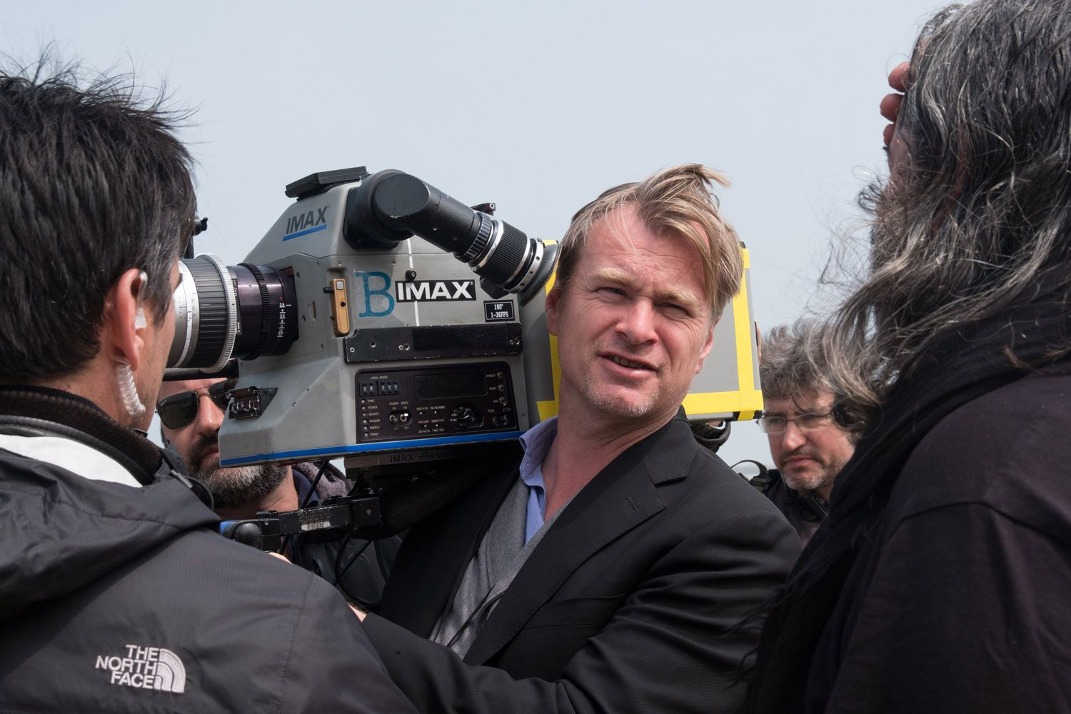 Christopher Nolan Working with a New Editor for the First Time Since 'Batman Begins'