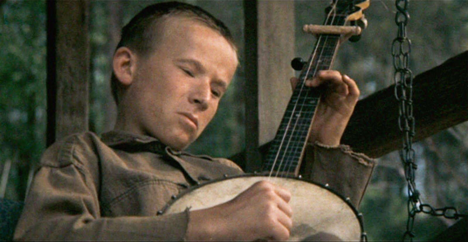 Arkansaspiper, October 4th is YOUR SPECIAL DAY!!!  Deliverance-banjo