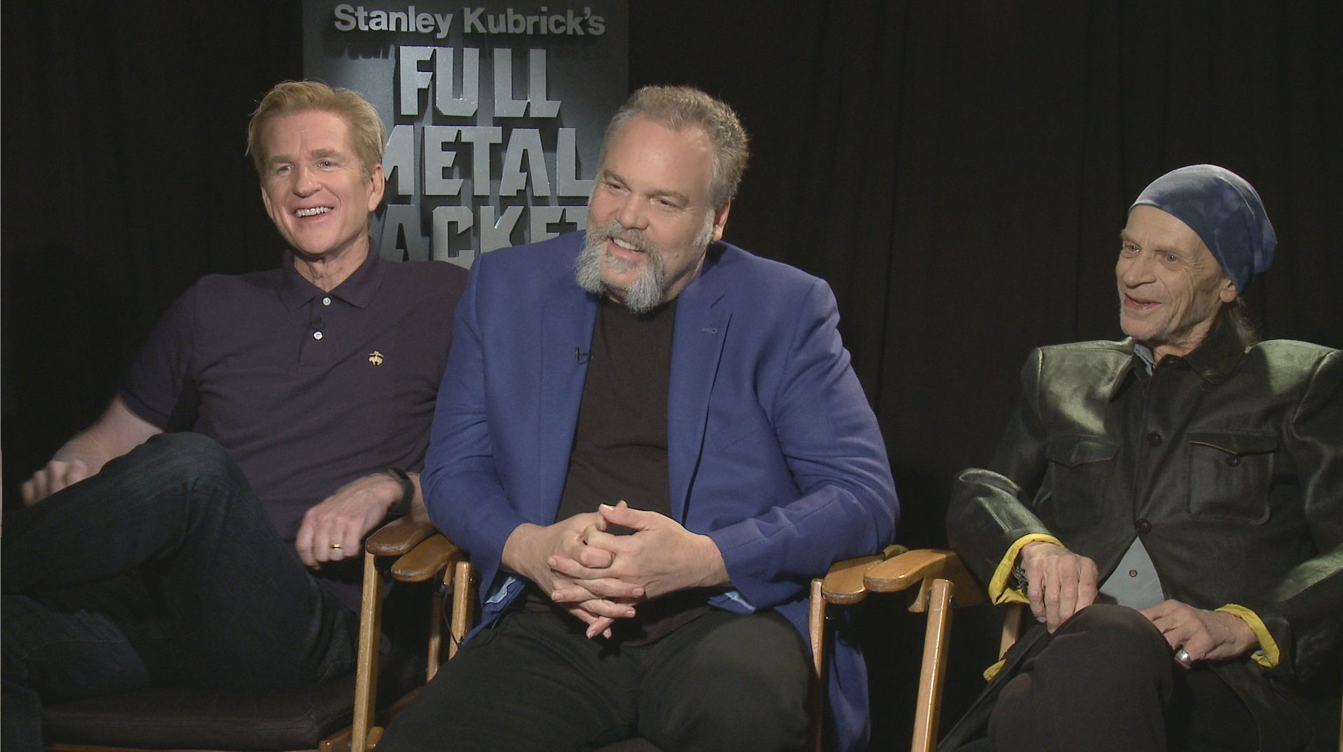 Full Metal Jacket Deleted Scenes Revealed By Matthew Modine Collider