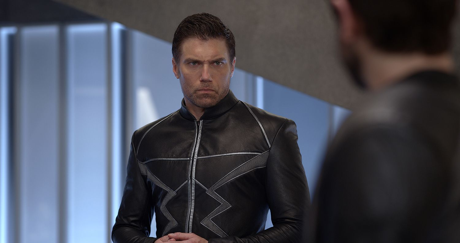 Even the 'Inhumans' director thought the trailer was bad