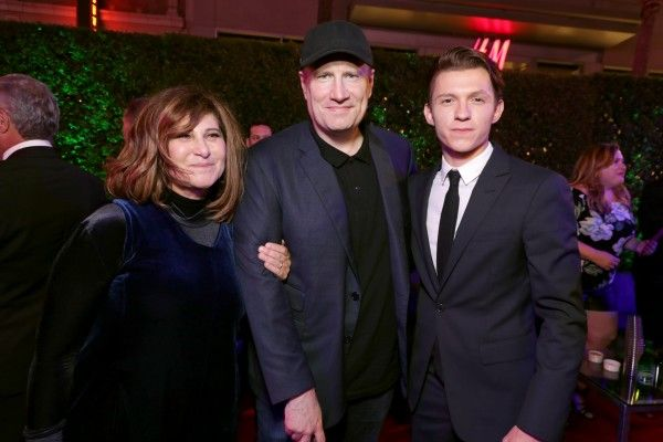 kevin-feige-amy-pascal-spider-man-homecoming-tom-holland