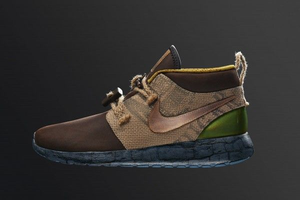 ganso Esquivo Palacio de los niños  LAIKA Nike Shoes Revealed for Kubo, ParaNorman, and More | Collider