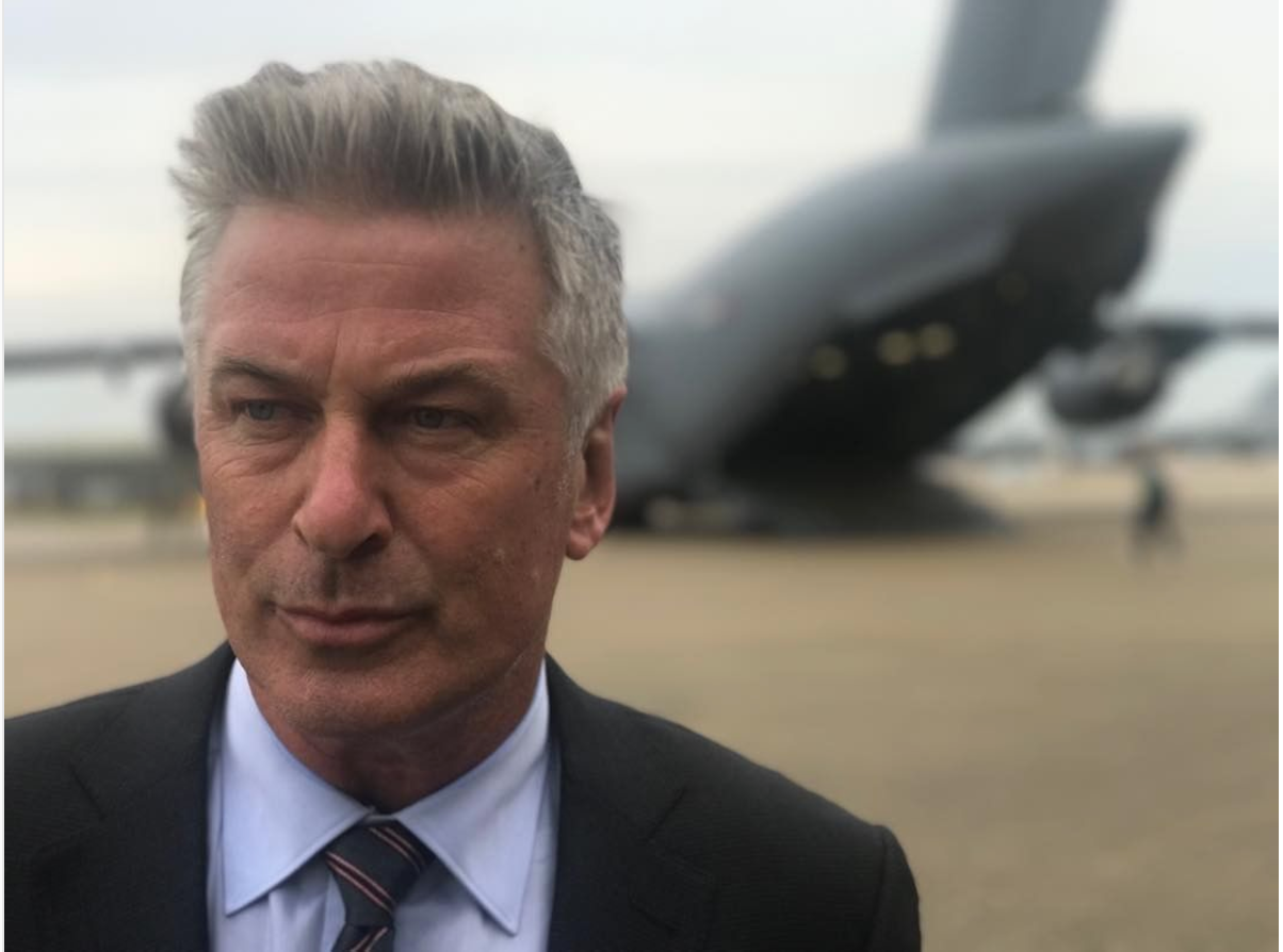 Alec Baldwin drops out of 'Joker' movie