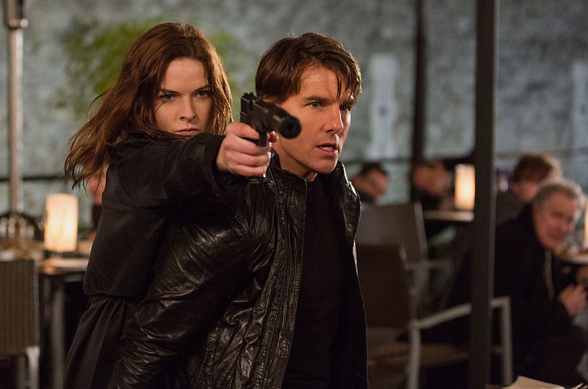 Mission: Impossible 6 Cast Image Brings the Team Back