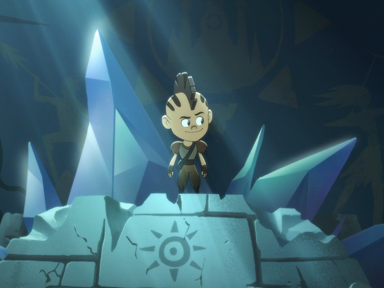Niko and the Sword of Light Review: A Magical Amazon