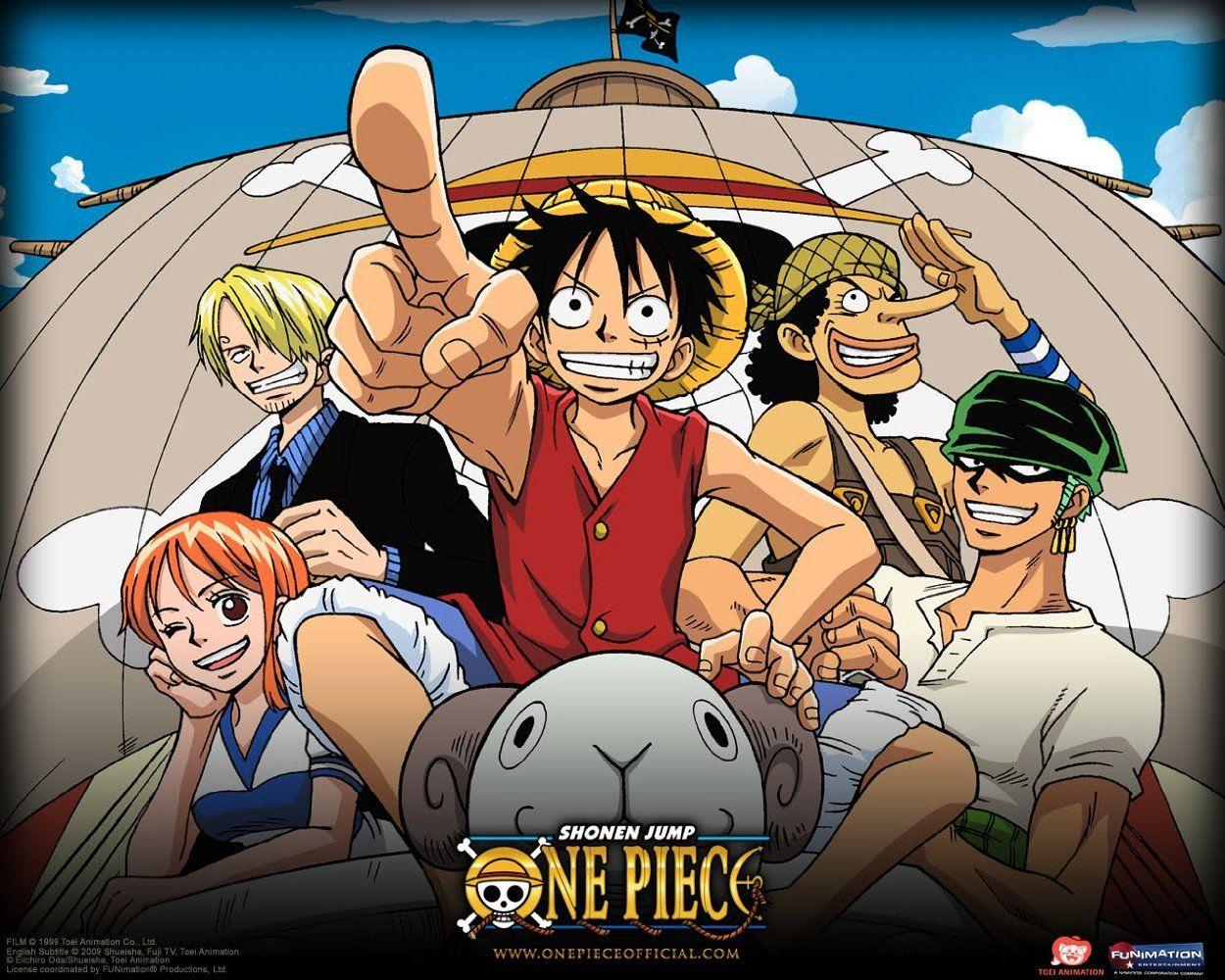 One piece movie 7 english
