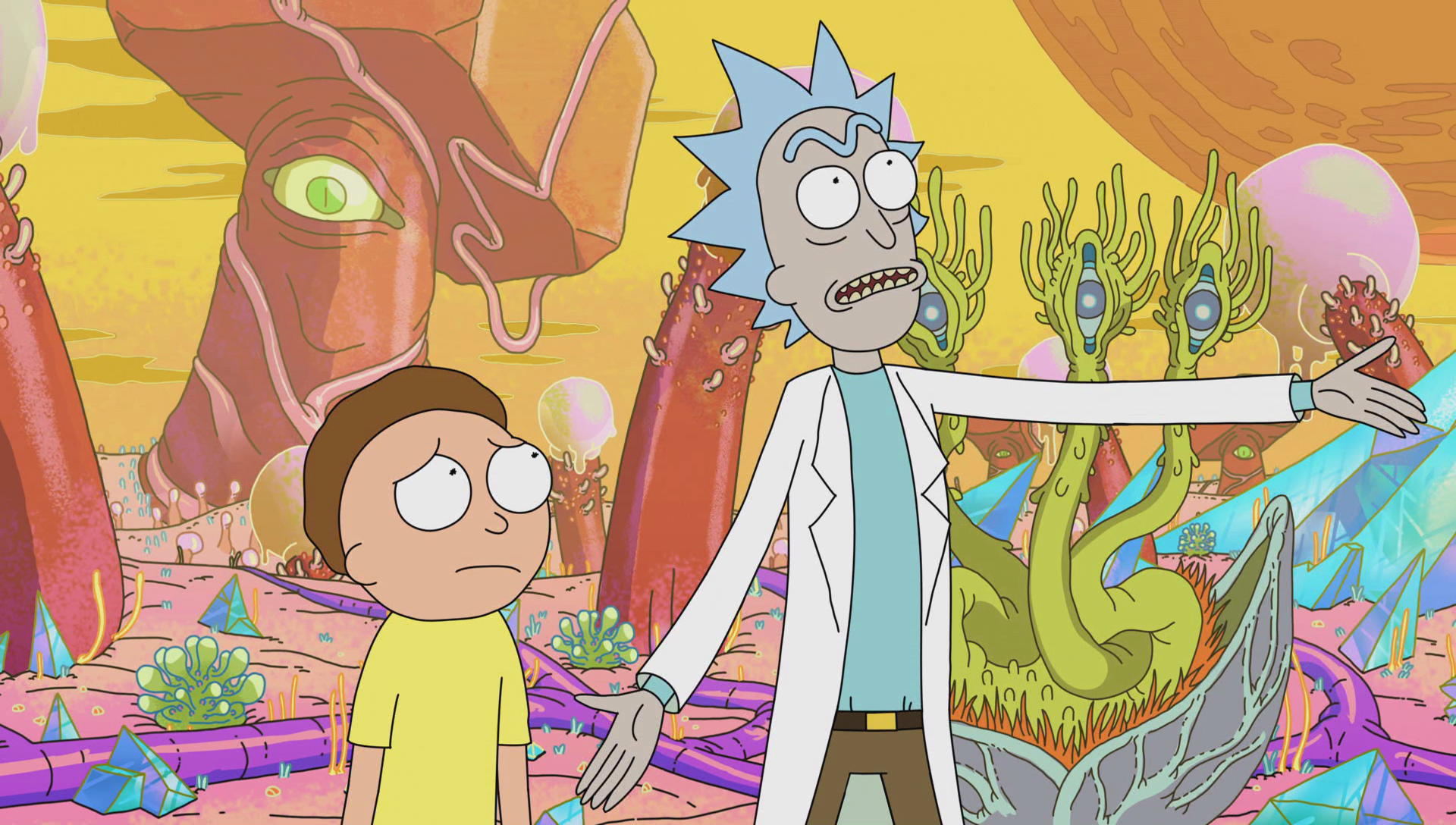 Rick And Morty Episodes Ranked From Worst To Best Collider