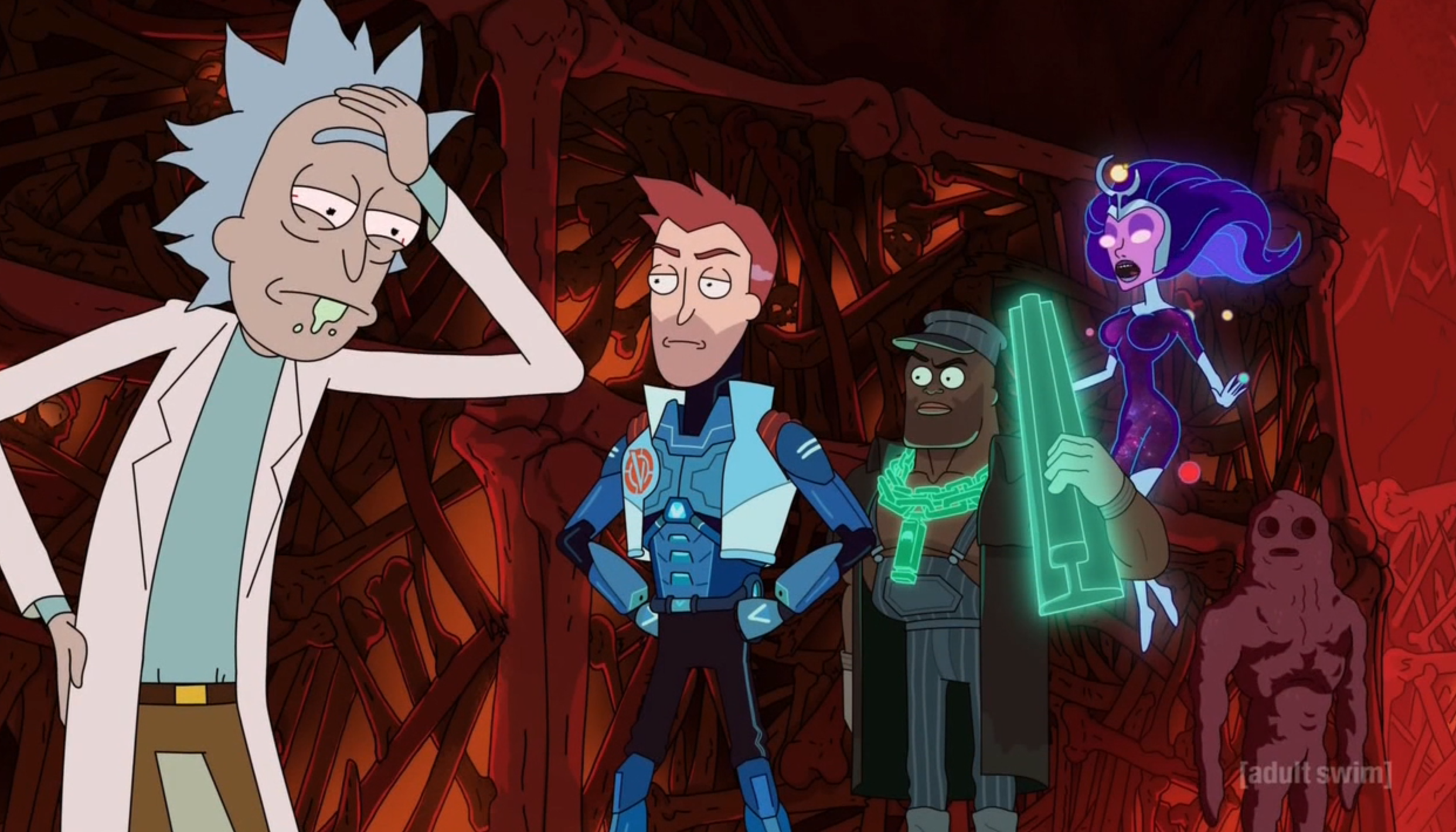 rick and morty season 3 blu ray review commentary details collider