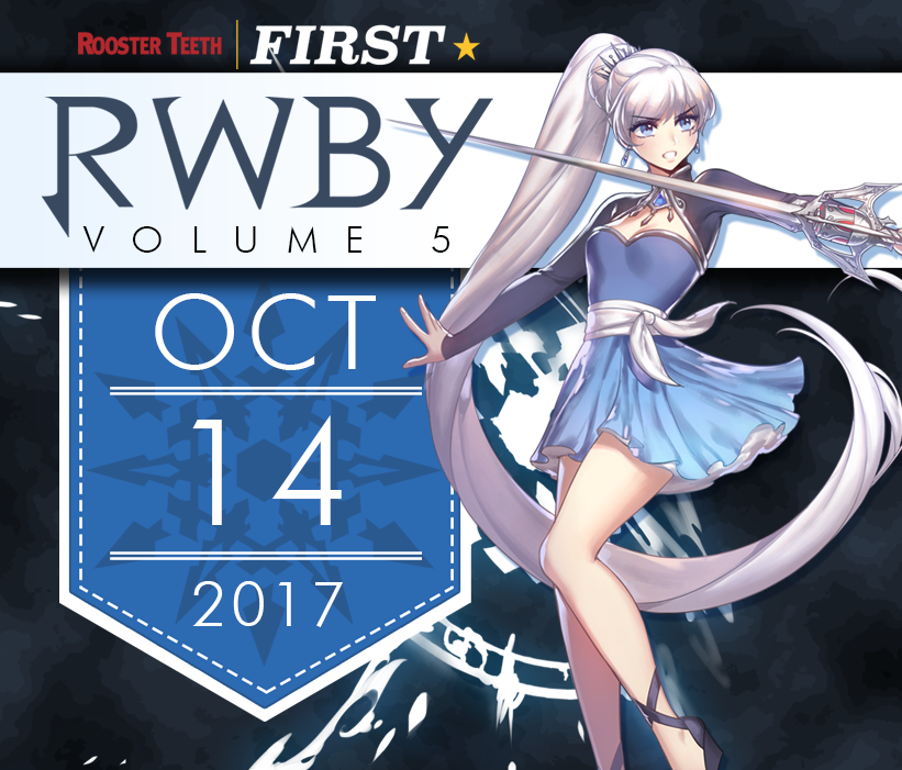 RWBY Volume 5 Release Date Confirmed at RTX 2017 | Collider