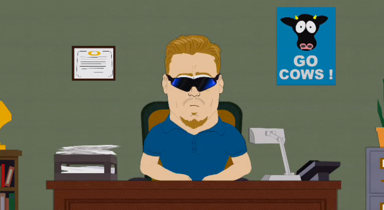 Trey Stone and Matt Parker hated the last series of South Park