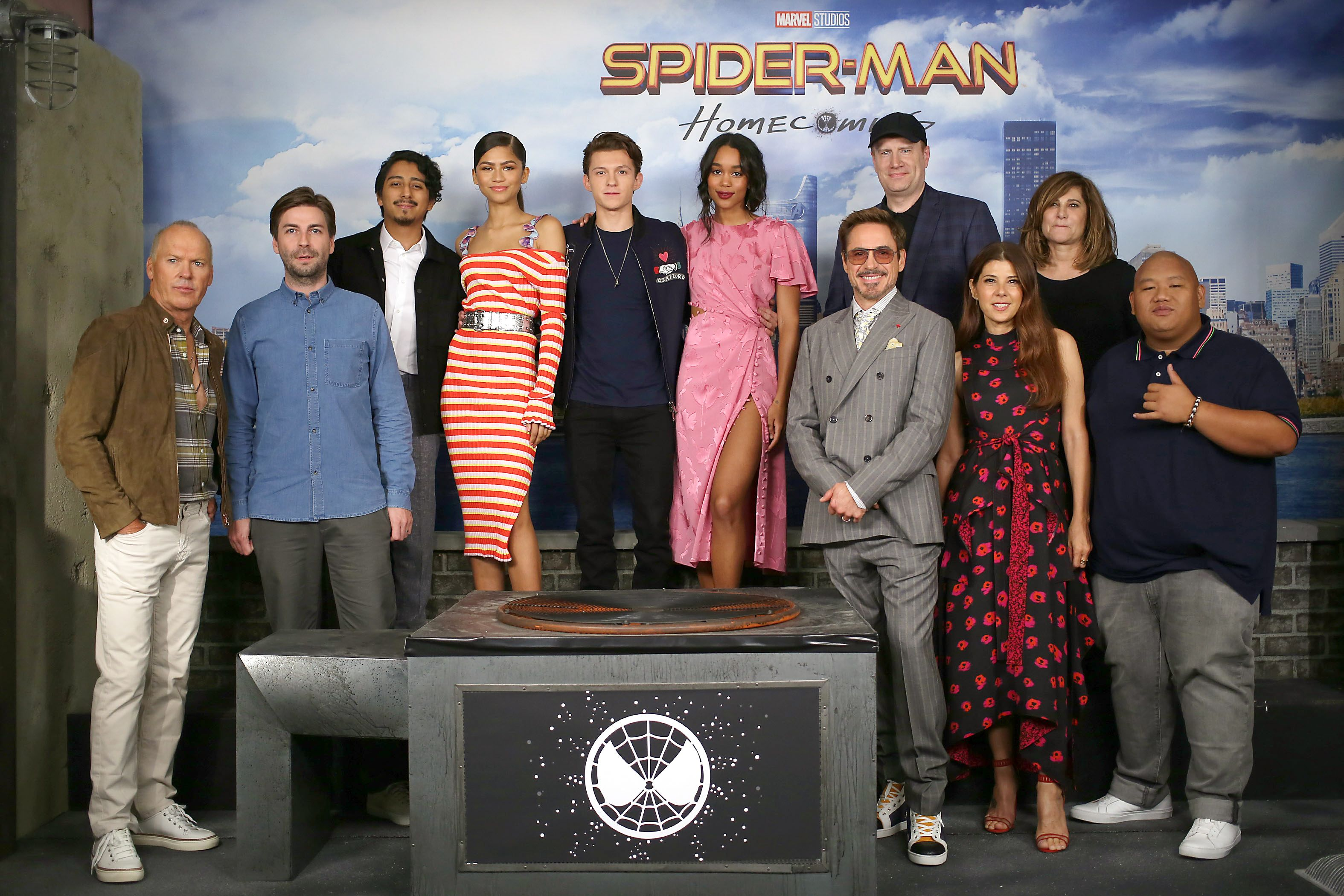 kevin feige & amy pascal on spider-man: homecoming and more | collider