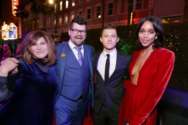 spider-man-homecoming-cast-amy-pascal