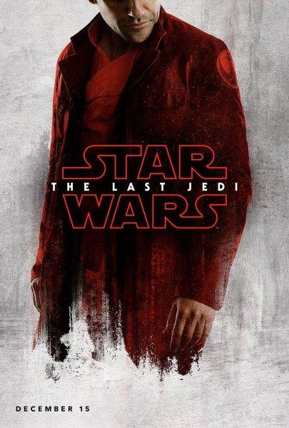 Poe Dameron (Oscar Isaac)