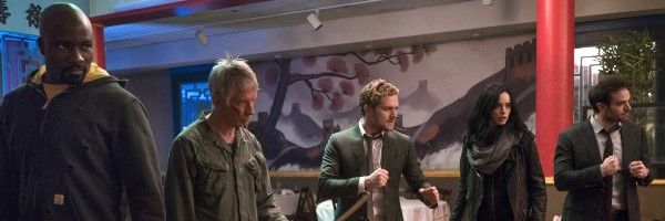 The Defenders' Jeph Loeb on Why The Show Is Only 8 Episodes