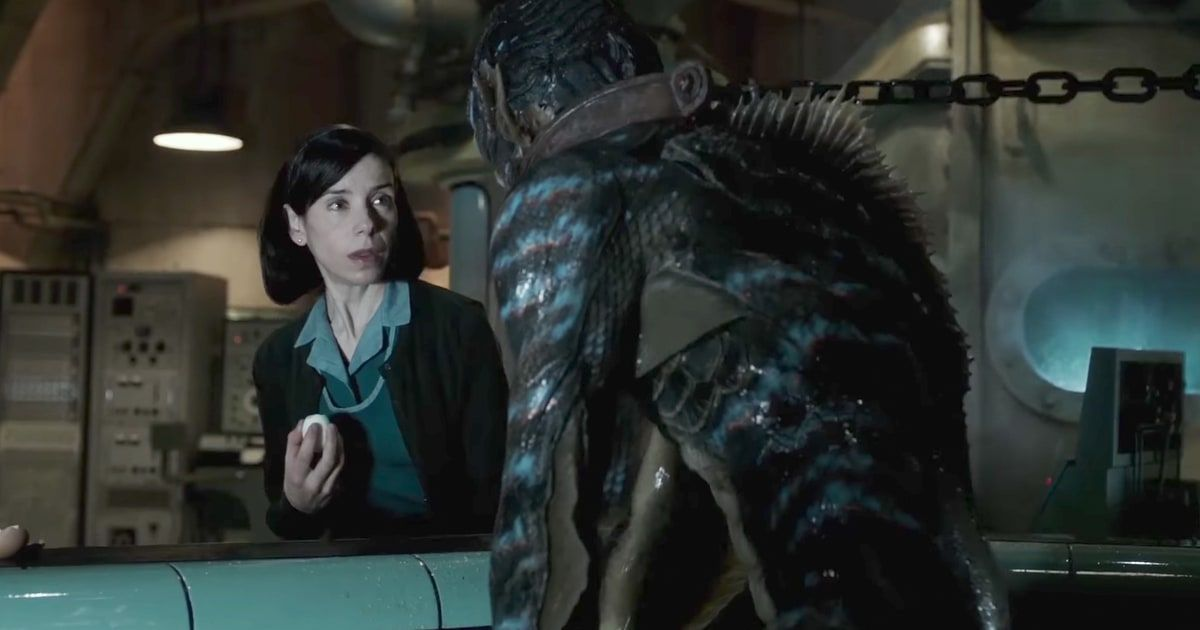 tiff 2017 lineup includes the shape of water  mother