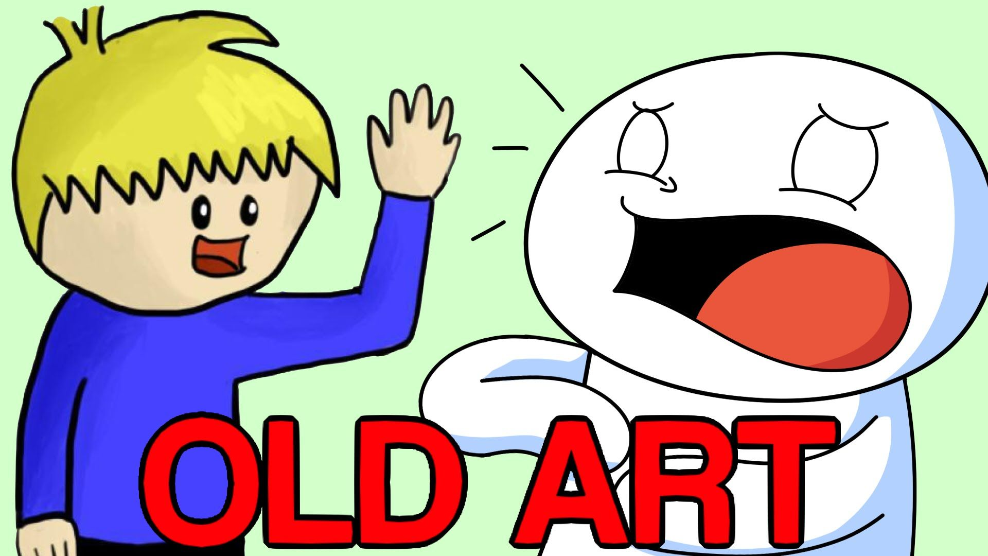 Youtube animators poised for mainstream success collider jpg 1920x1080 Odd1sout phone theodd1sout wallpaper