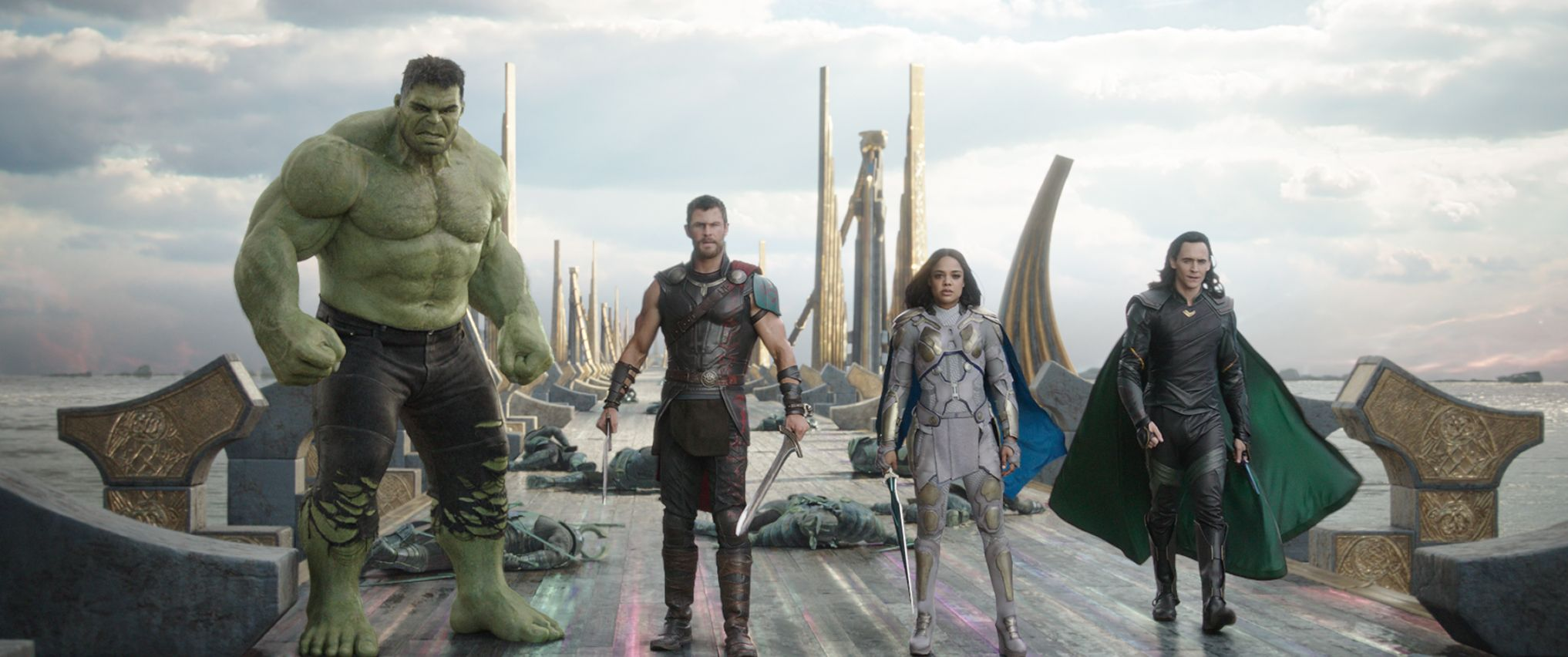 Thor Ragnarok International Trailer Features A Marvel