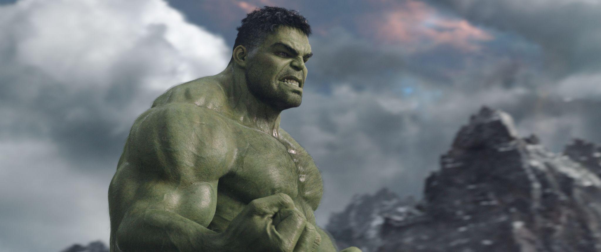 Image result for hulk thor ragnarok