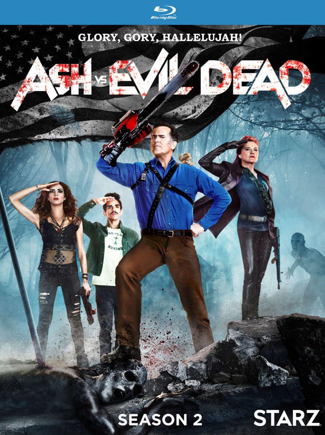 Ash Vs Evil