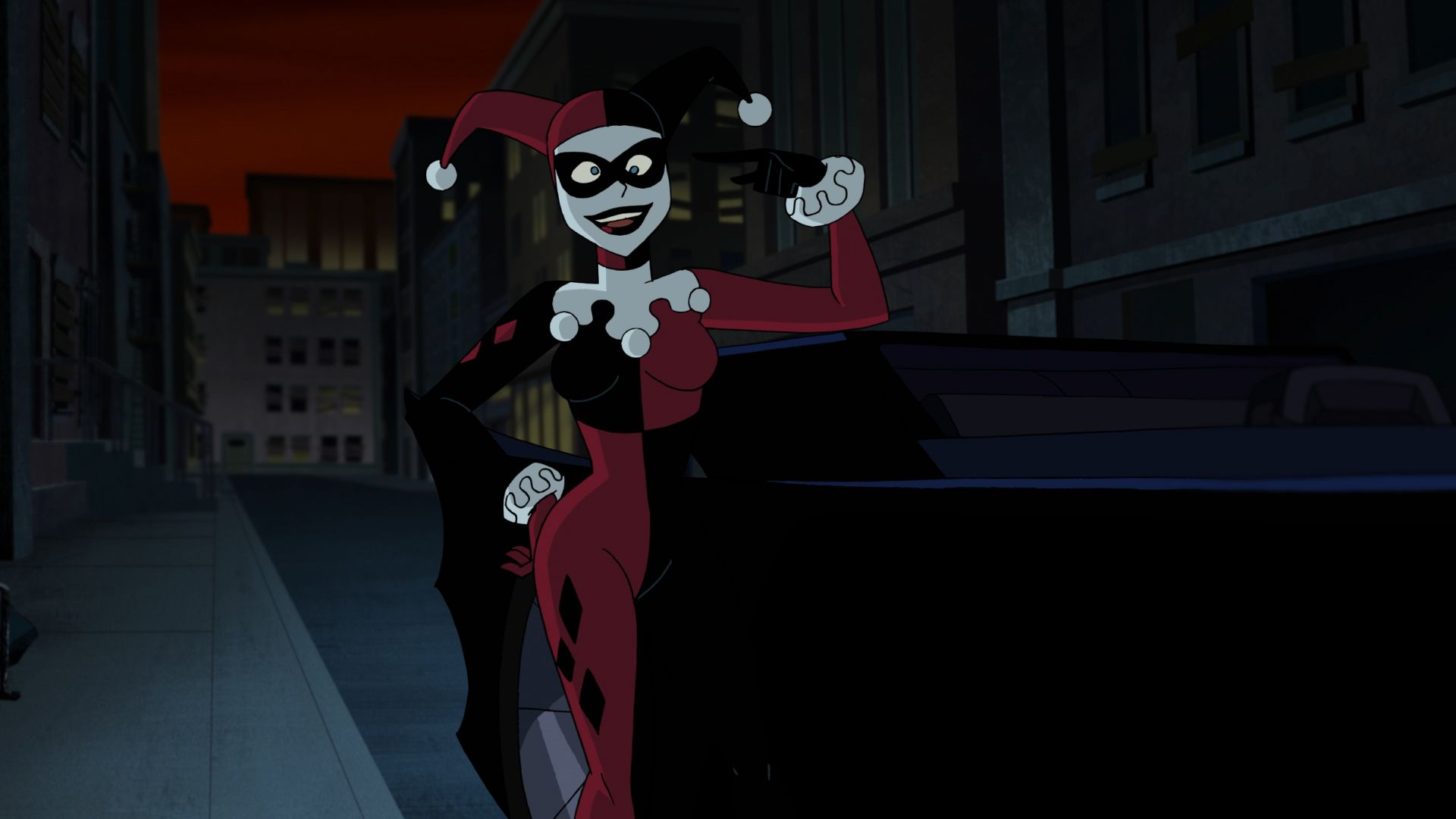 Harley Quinn animated series in the works at DC Digital Service