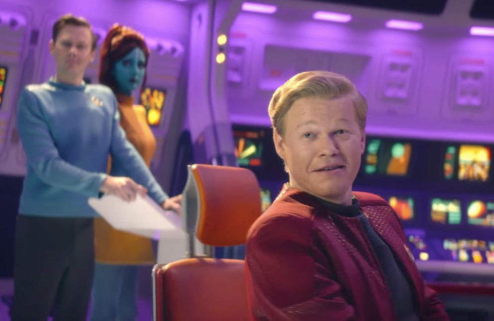 The USS Callister Trailer for Black Mirror Season 4