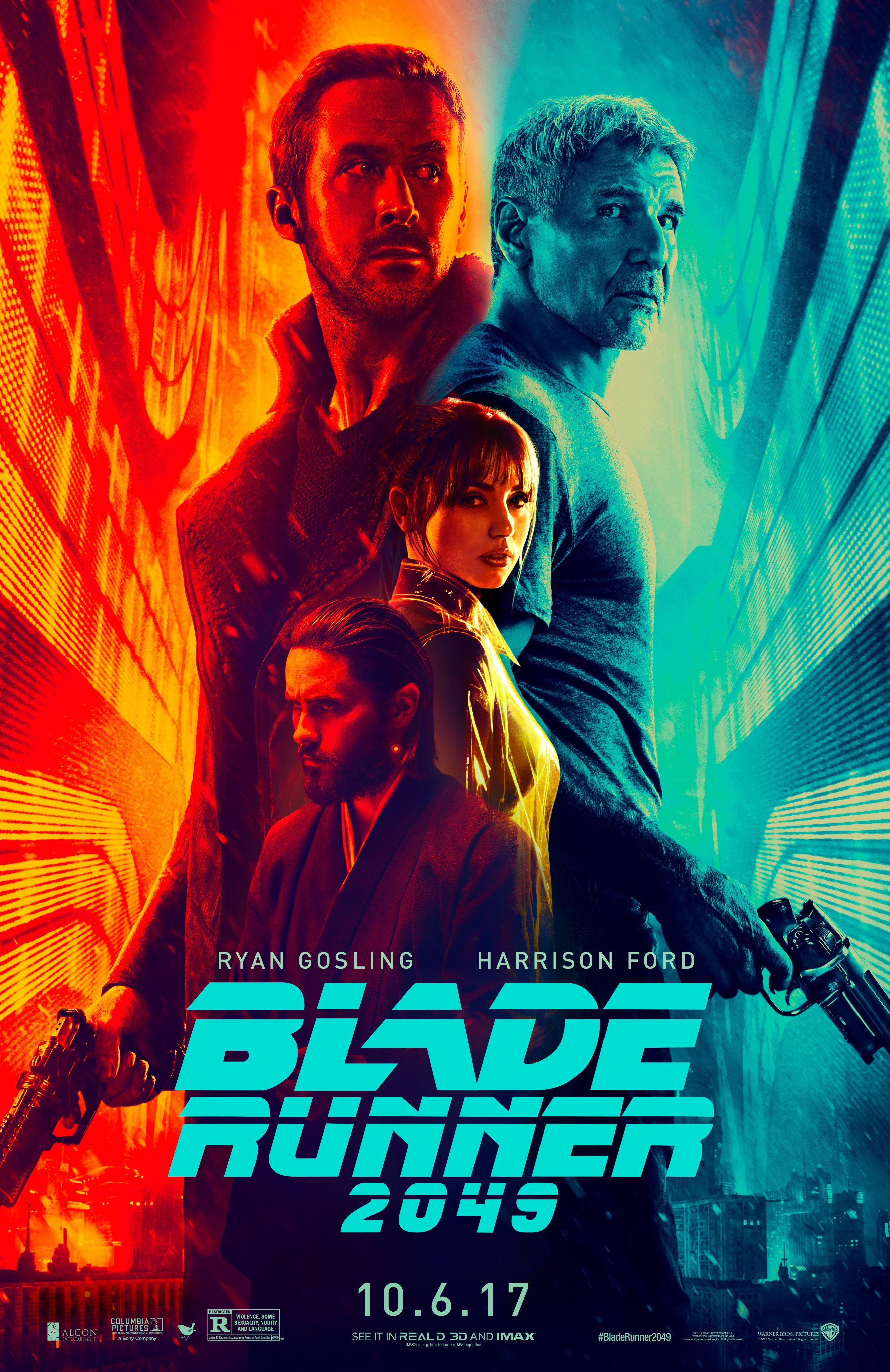 Blade Runner Anime Prequel Explains NEXUS 8 Replicants ... - photo#25