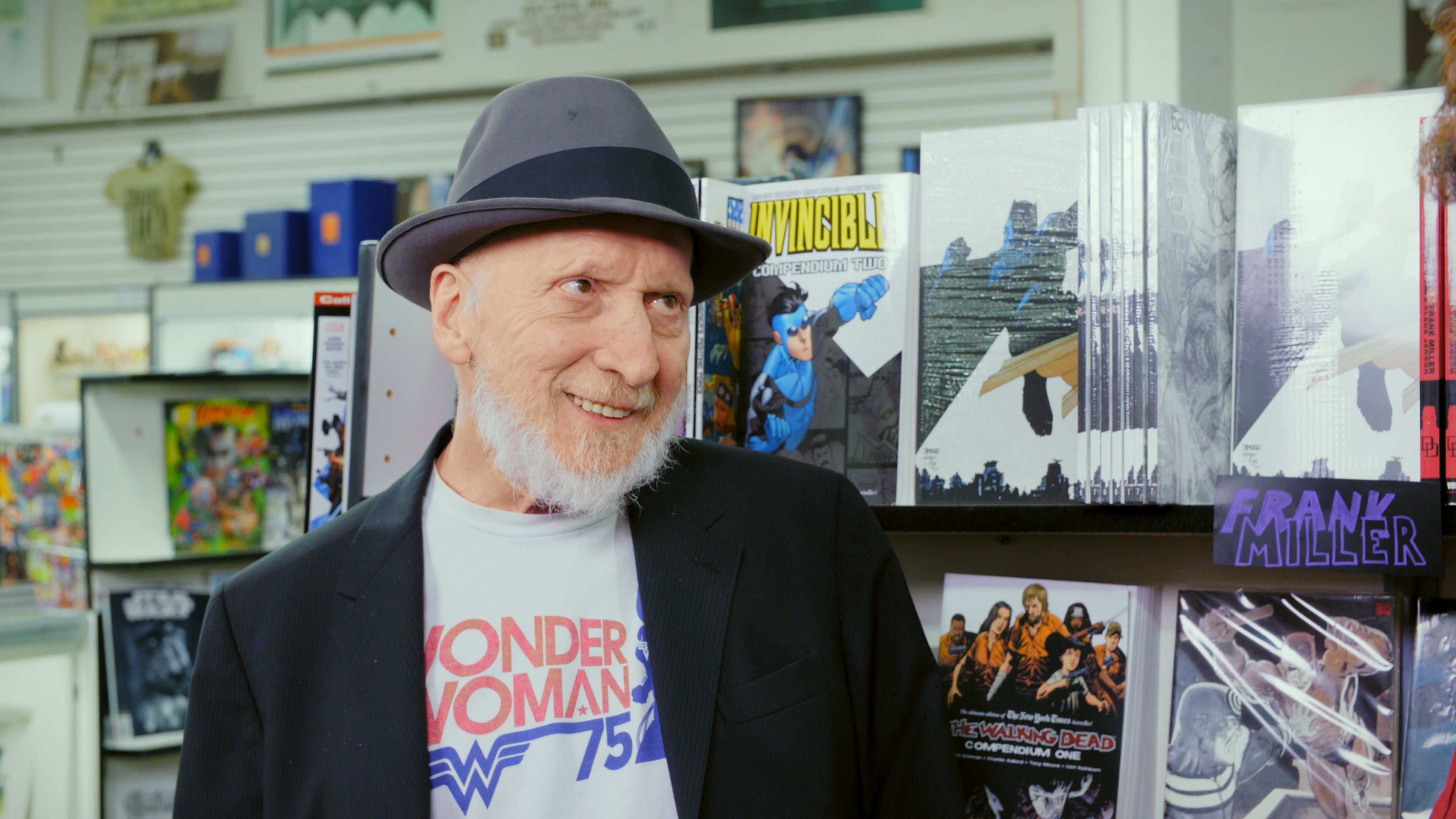 Netflix Orders TV Series From 'Dark Knight Returns' Writer Frank Miller
