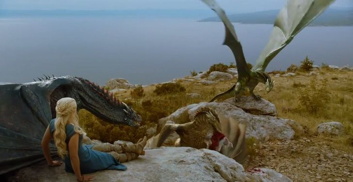 Game of Thrones: Viserion's Death and Ice Dragons Explained | Collider