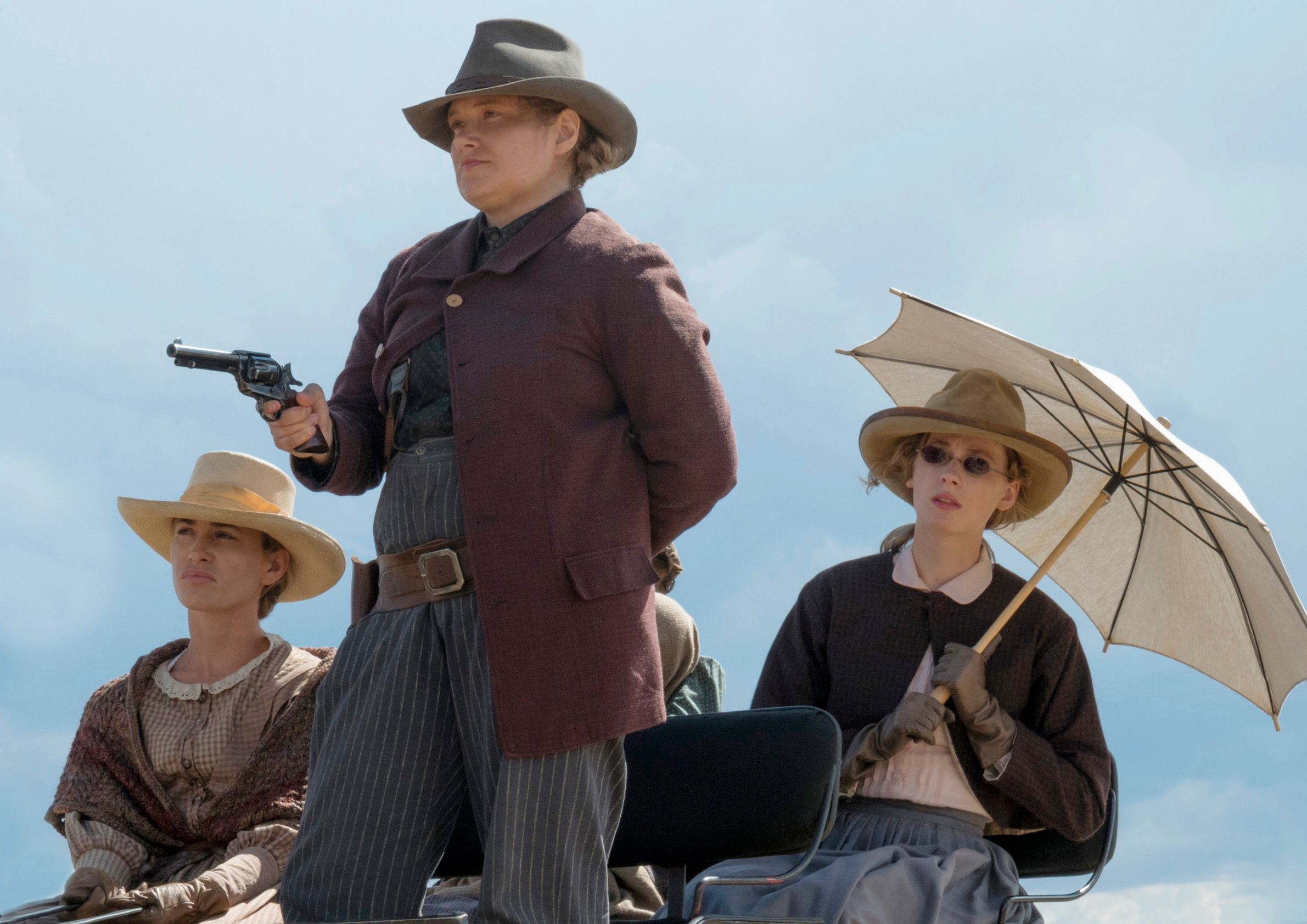 Godless Review: A Great Cast Carries Netflix's Western Series | Collider