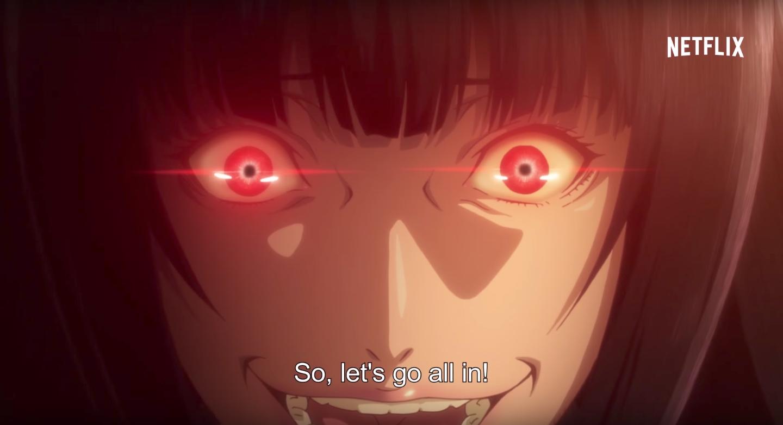 Netflix Anime Series Trailers Fate Apocrypha Kakegurui Godzilla