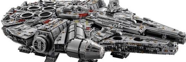 LEGO's New UCS Millennium Falcon Will Cost $800 | Collider