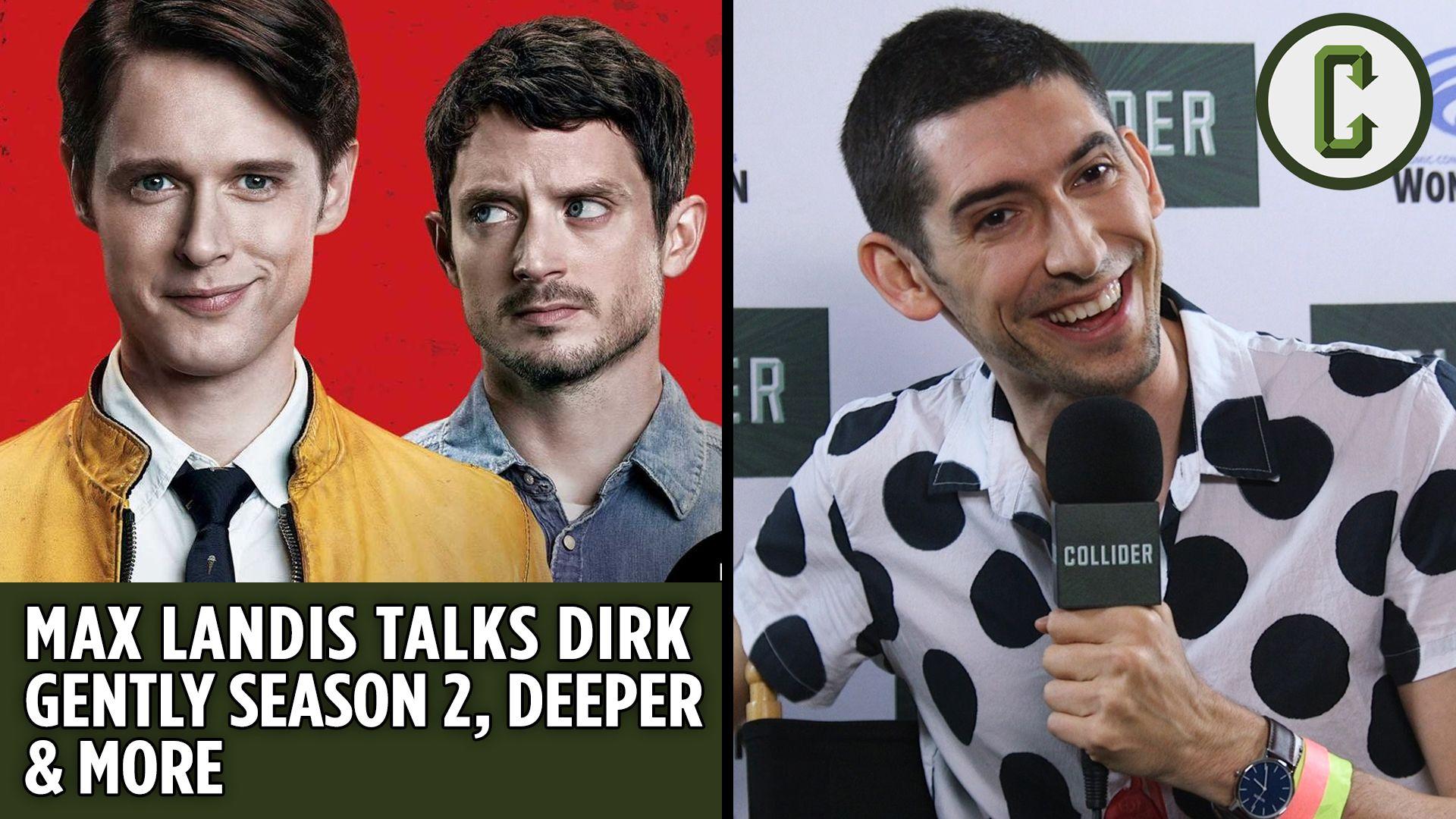 Dirk Gently Season 2
