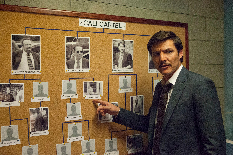Resultado de imagem para narcos Pedro Pascal