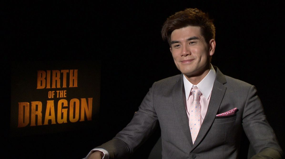 Birth of the Dragon Star Philip Ng on Becoming Bruce Lee | Collider