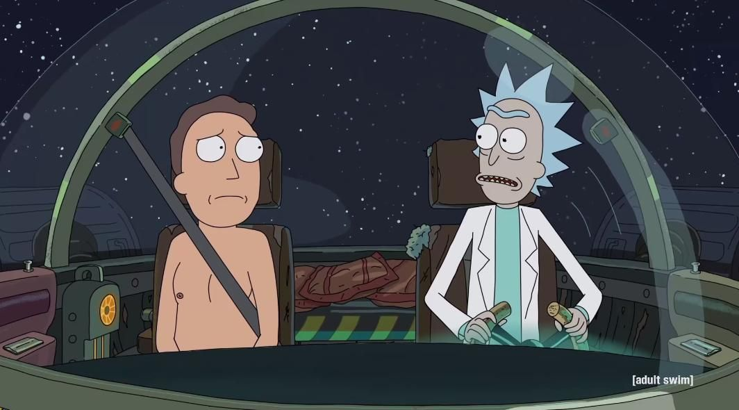 Rick and Morty Season 3 Blu-ray Review, Commentary Details