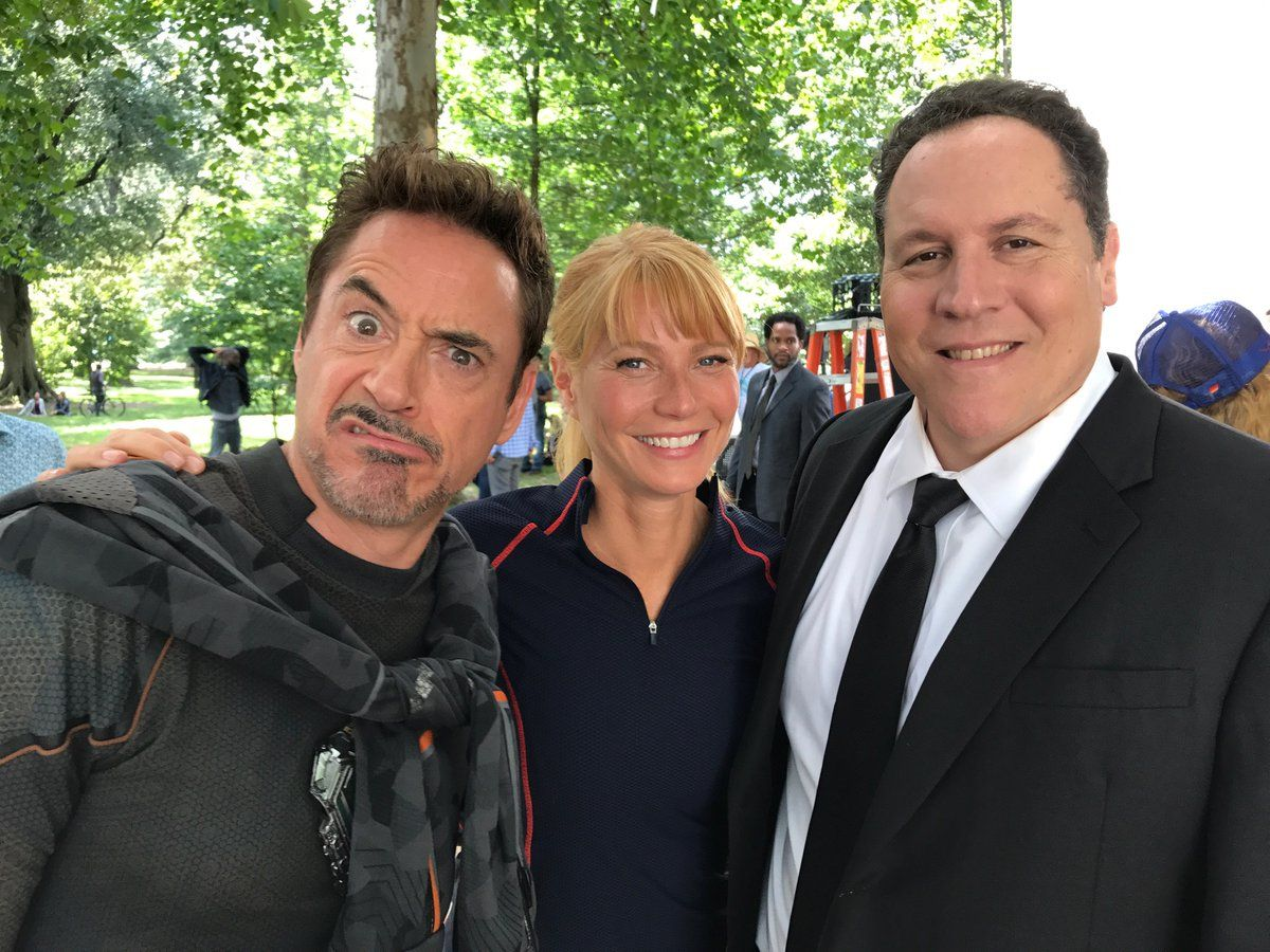 Gwyneth Paltrow Says Goodbye to Pepper Potts and MCU